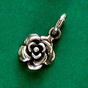Pingente de Rosa - 33146
