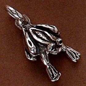 Pingente de Sapo - 95159