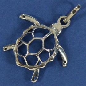 Pingente de Tartaruga Furo - 95759