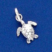Pingente de Tartaruga Marinha Md - 9593