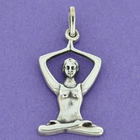 Pingente de Yoga - 9608