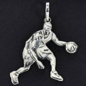 Pingente Jogador de Basquete Basketball - 95912