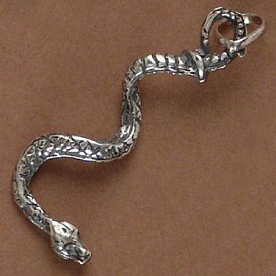 Pingente De Cobra - 95162