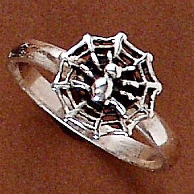Anel de Aranha - 93143  - Magia das Joias