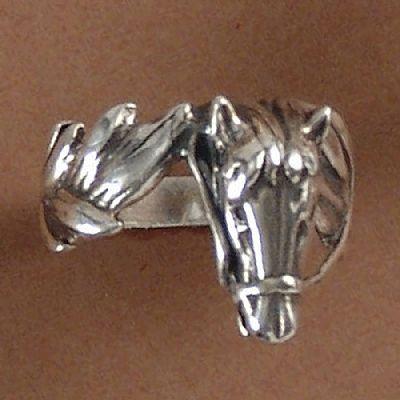 Anel de Cavalo - 9308  - Arte Ativa