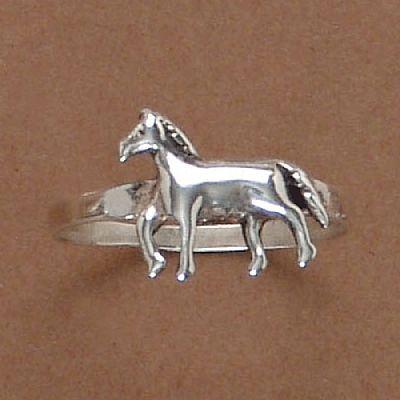 Anel de Cavalo   - 93169  - Arte Ativa