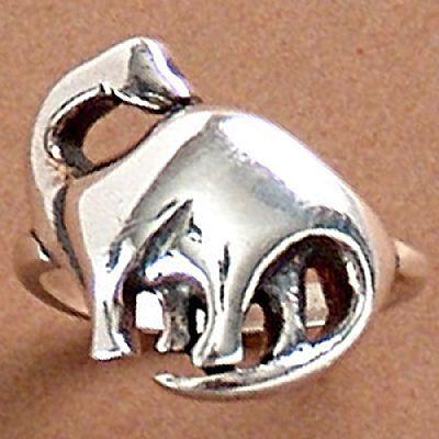 Anel de Dinossauro - Diplodócus - 93135  - Magia das Joias