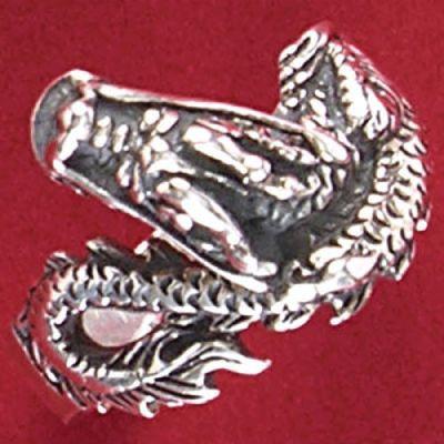 Anel de Dragão - 4570  - Magia das Joias