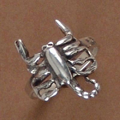 Anel de Escorpião - 1544  - Arte Ativa
