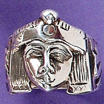 Anel de Esfinge - 1326  - Magia das Joias