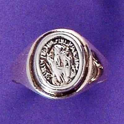 Anel de São Bento - 15255
