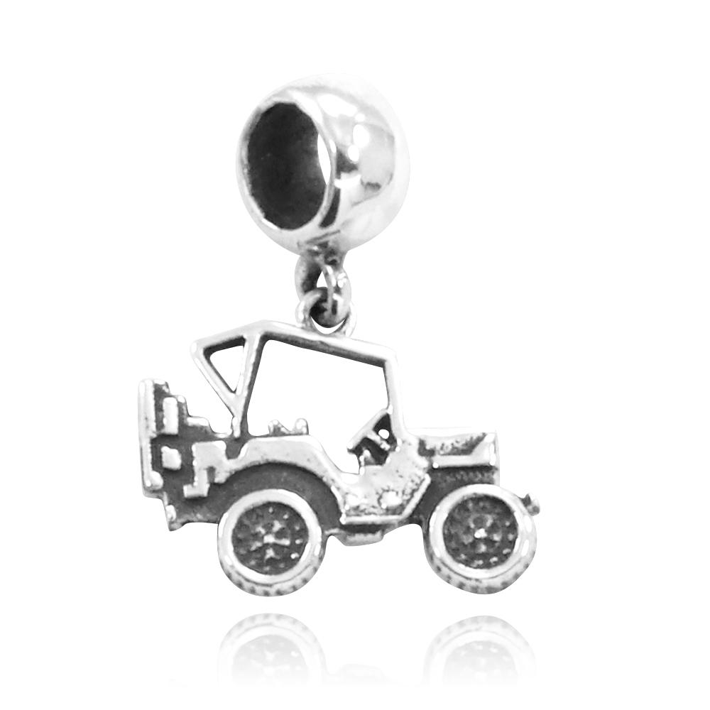 Berloque de Jipe Jeep Fora de Estrada - 9649B