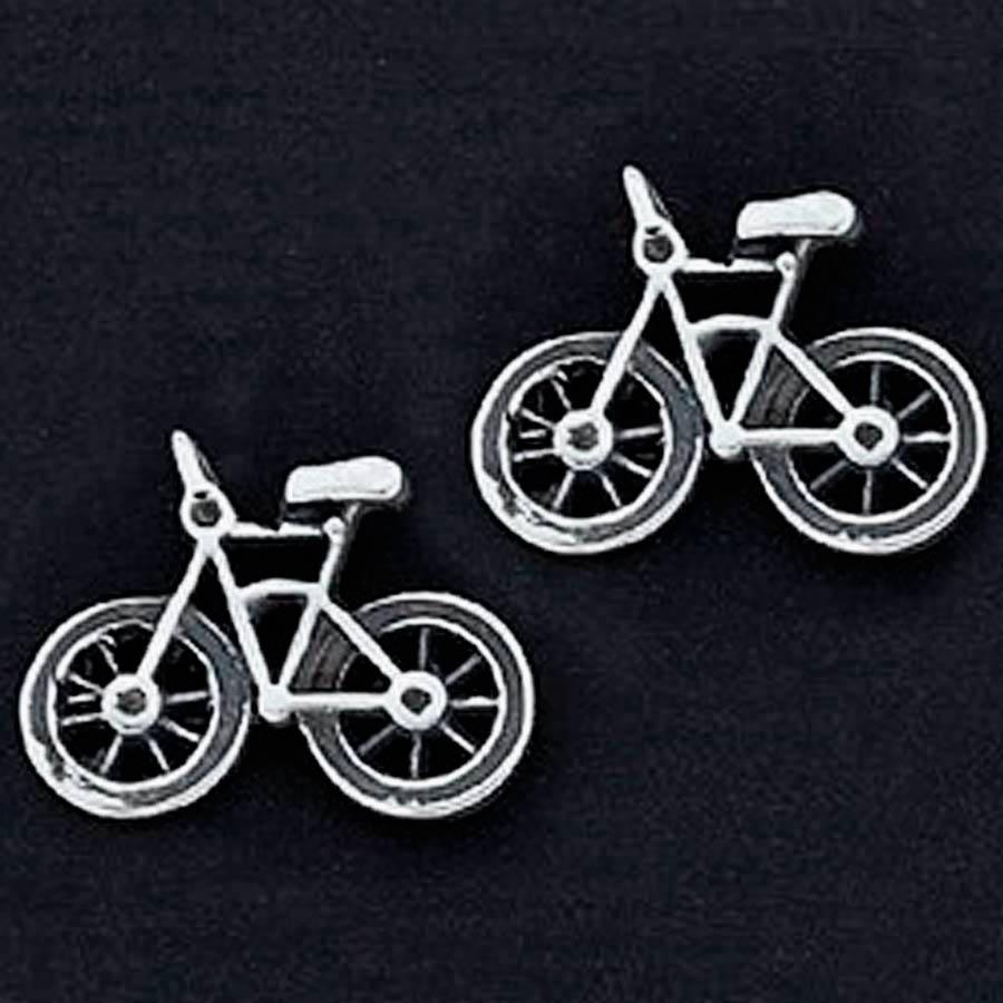 Brinco de Bicicleta - 94433  - Magia das Joias