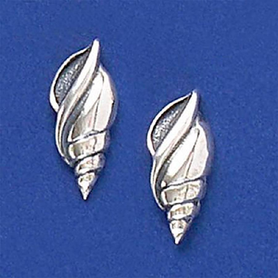 Brinco de Concha do Mar em Prata 950 - 94168