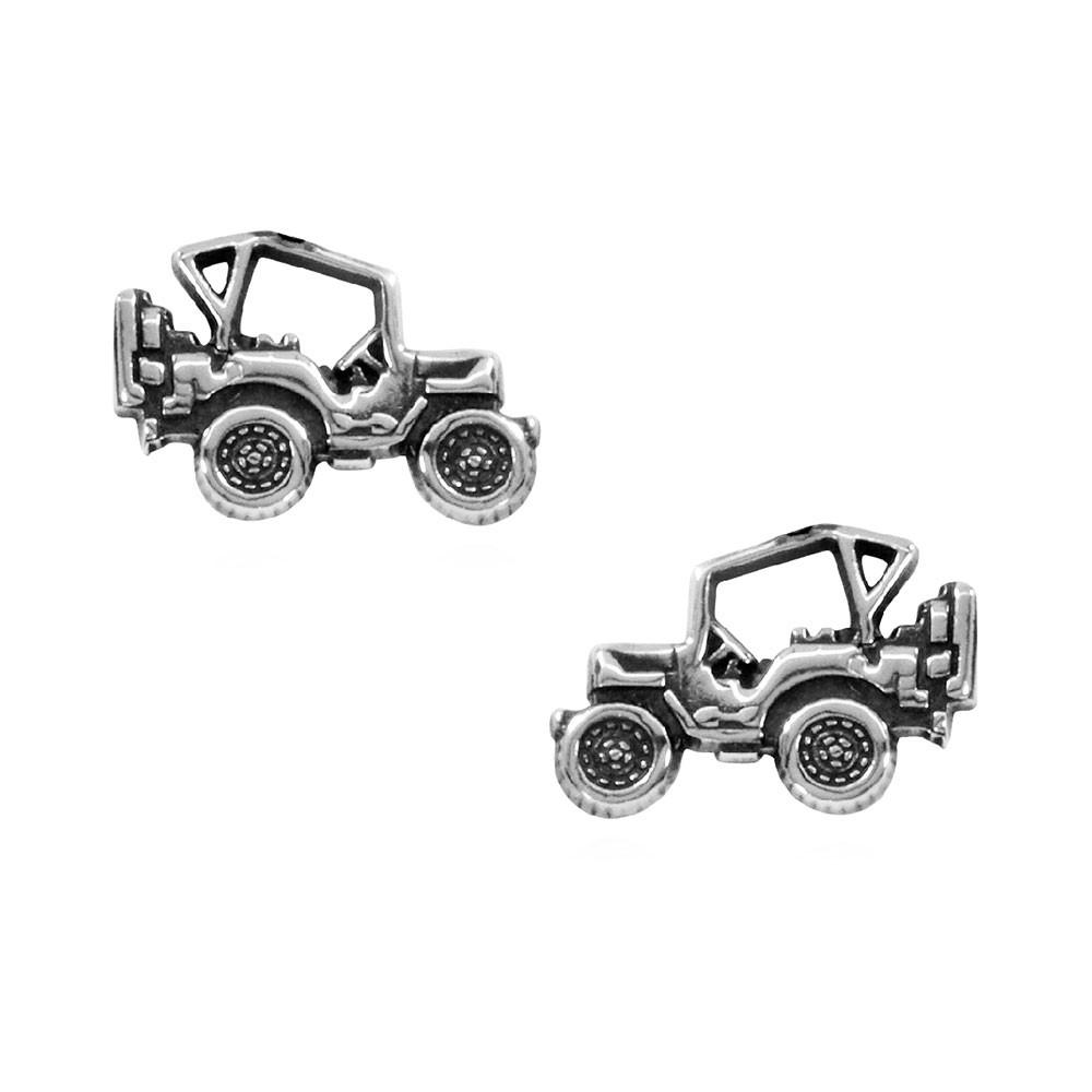 Brinco de Jeep Jipe Carro Fora-de-estrada - 94428  - Arte Ativa