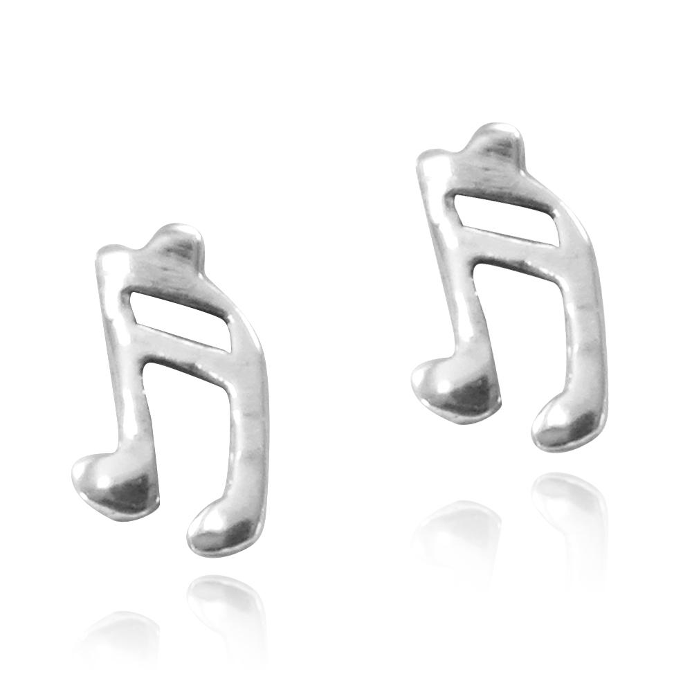 Brinco de Nota Musical Música - 3631  - Arte Ativa