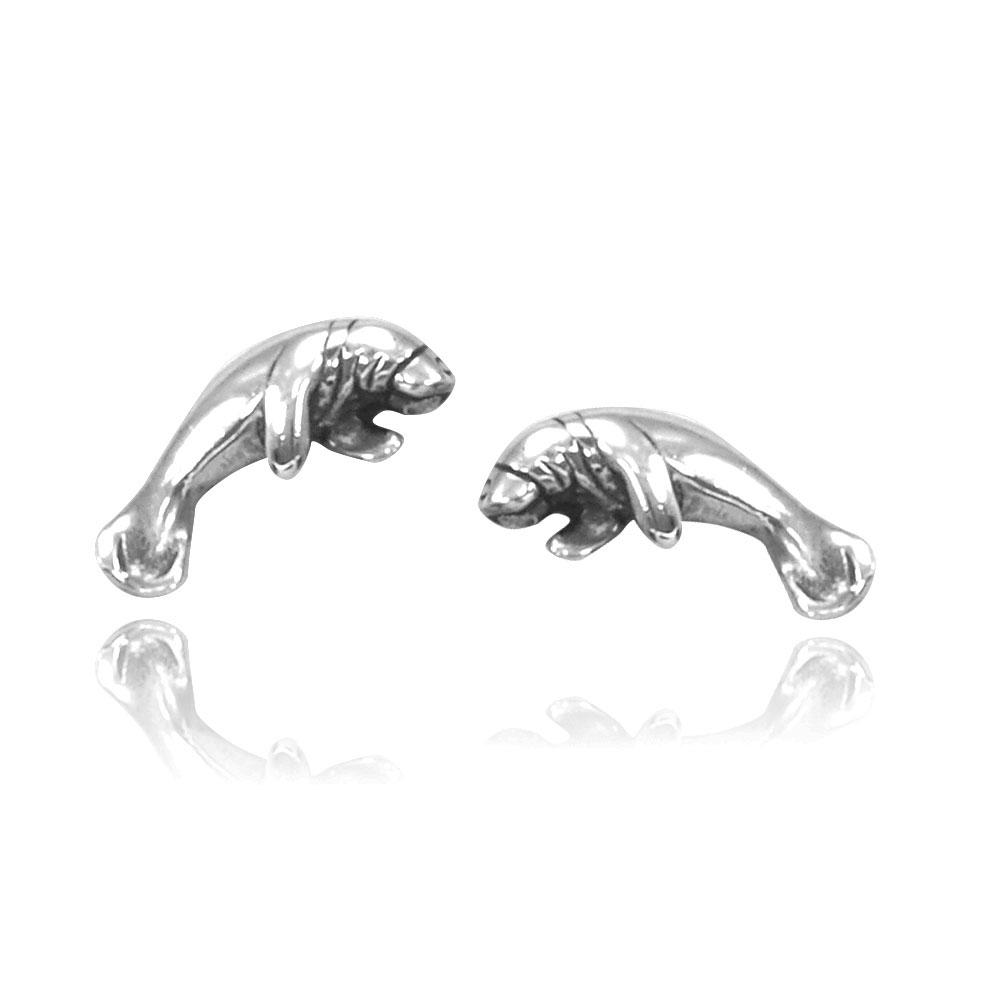 Brinco de Peixe-Boi - 9486  - Arte Ativa