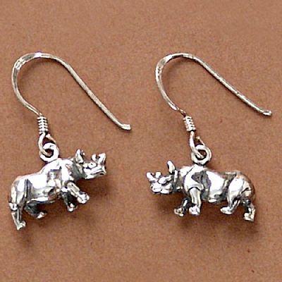 Brinco de Rinoceronte - 9487  - Magia das Joias