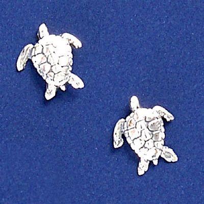Brinco de Tartaruga Marinha Pq - 94119  - Arte Ativa