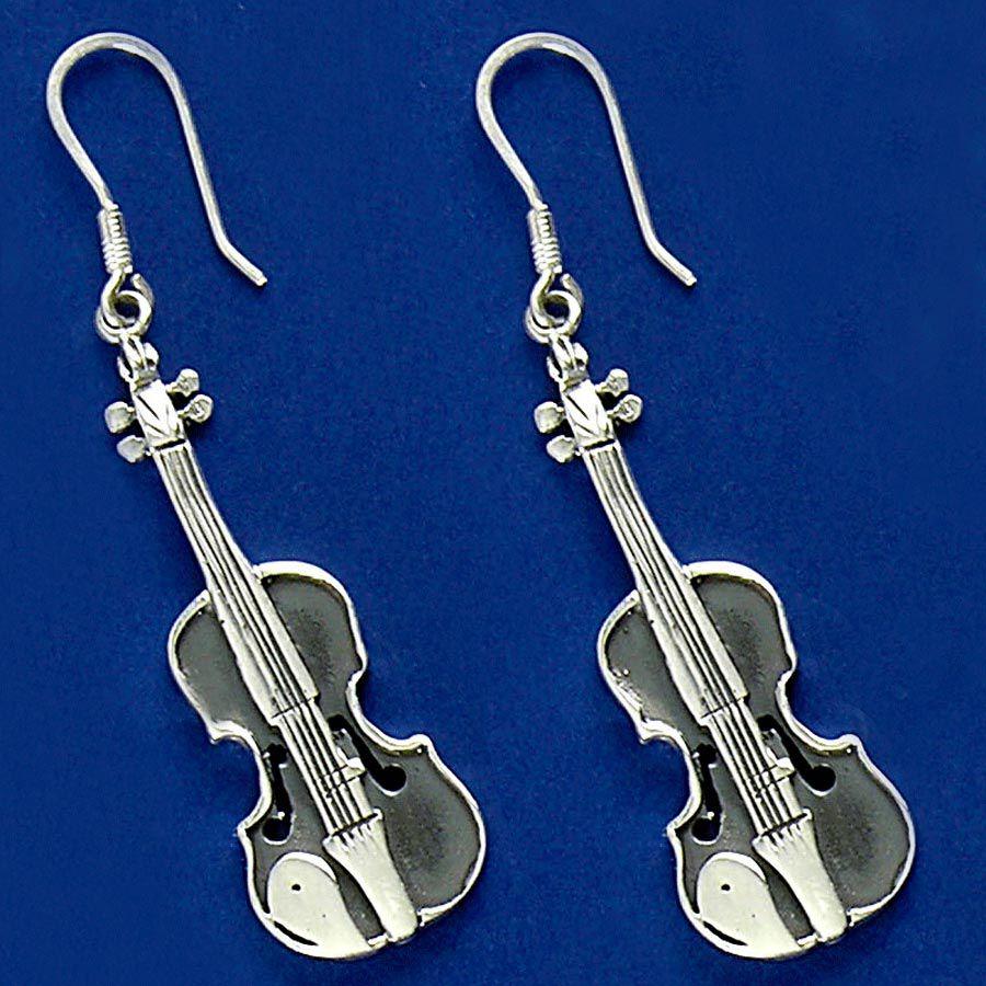 Brinco de Violino - 36276  - Arte Ativa