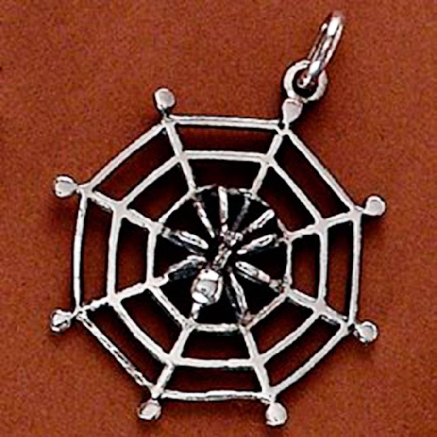 Pingente de Aranha - 33134  - Magia das Joias