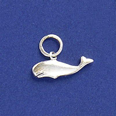 Pingente de Baleia Cachalote Pq - 95292  - Magia das Joias