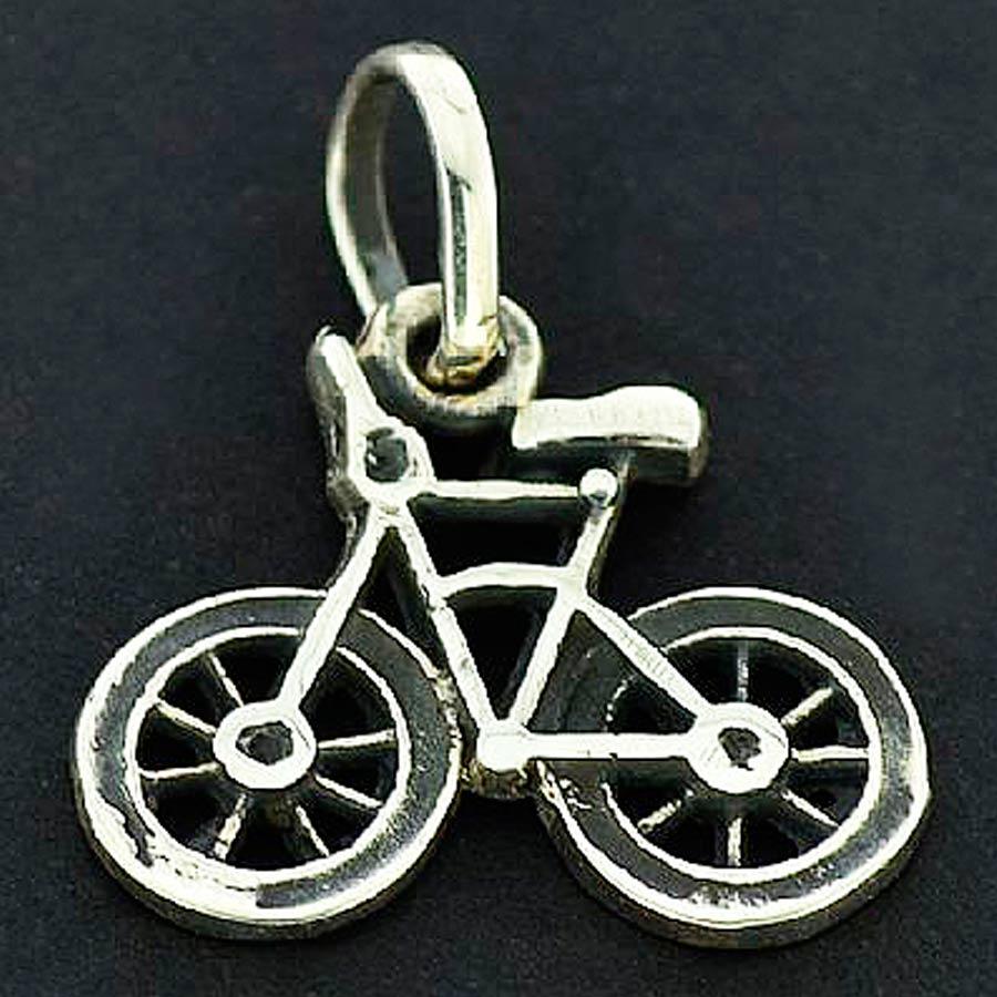 Pingente de Bicicleta - 9652  - Magia das Joias