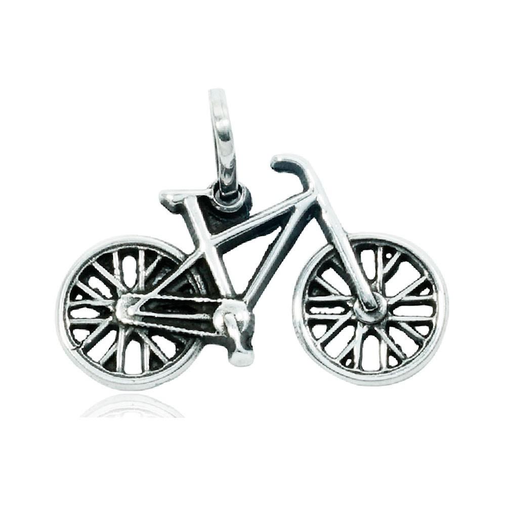 Pingente de Bicicleta - 9742  - Arte Ativa