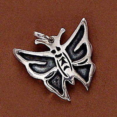Pingente de Borboleta - 33102  - Magia das Joias