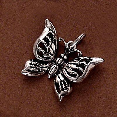 Pingente de Borboleta  - 9539  - Magia das Joias
