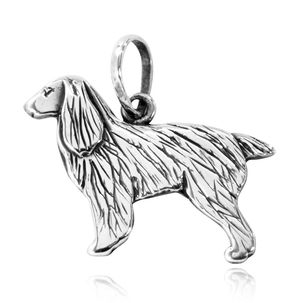 Pingente de Cachorro Cocker Spaniel - 95457  - Magia das Joias