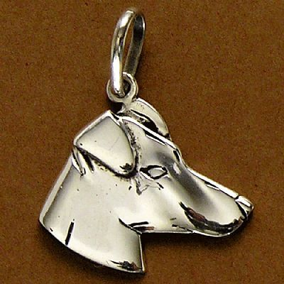 Pingente de Cachorro Fox Paulistinha - 95440  - Magia das Joias