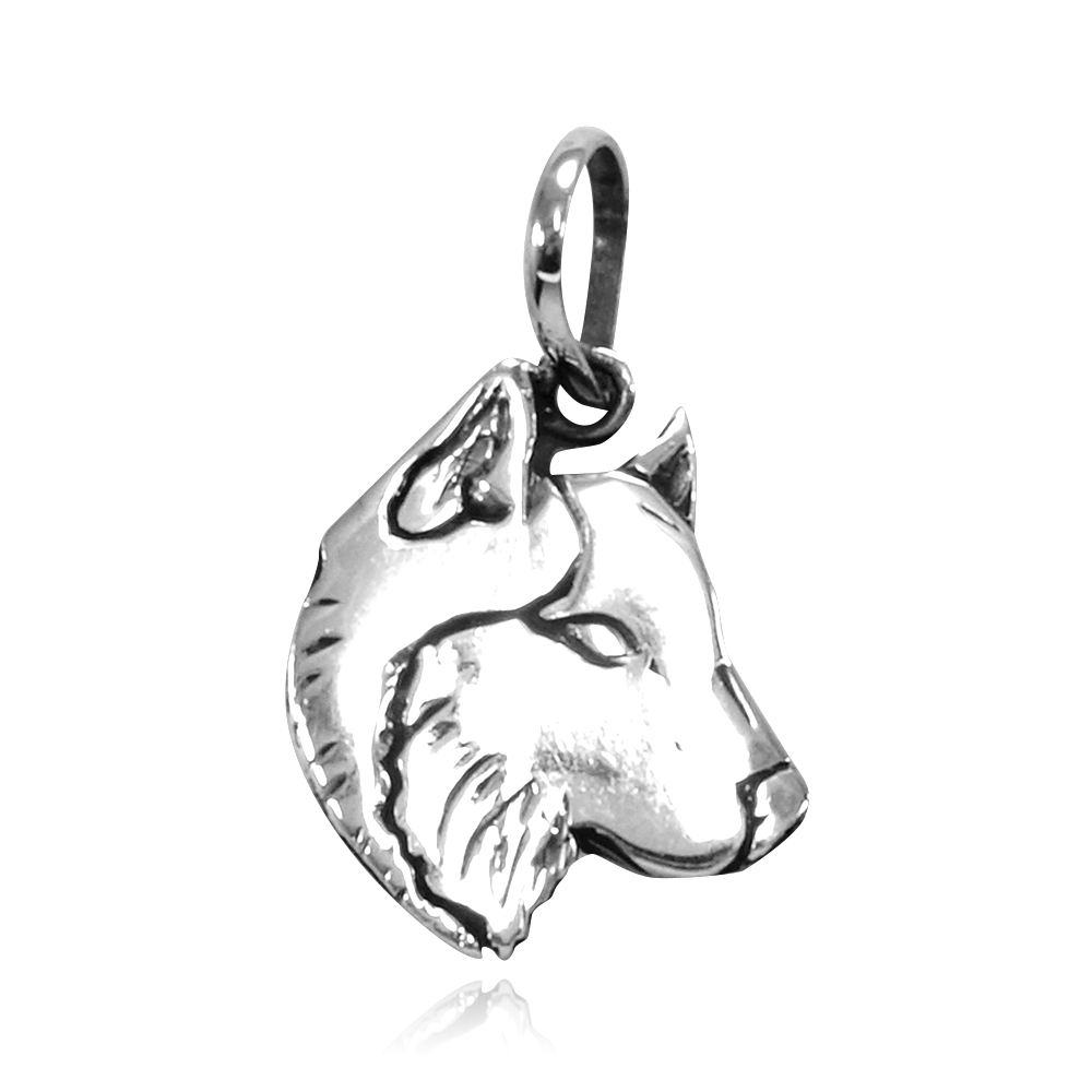 Pingente de Cachorro Rusky Siberiano - 95443