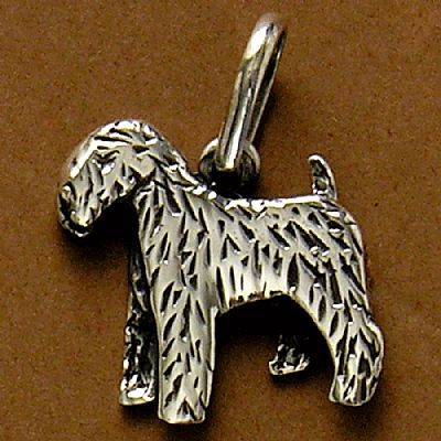 Pingente de Cachorro Schnauzer - 95451  - Magia das Joias