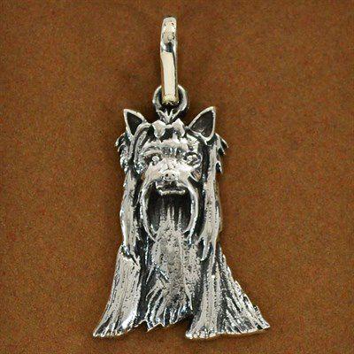 Pingente de Cachorro Yorkshire - 96156  - Magia das Joias