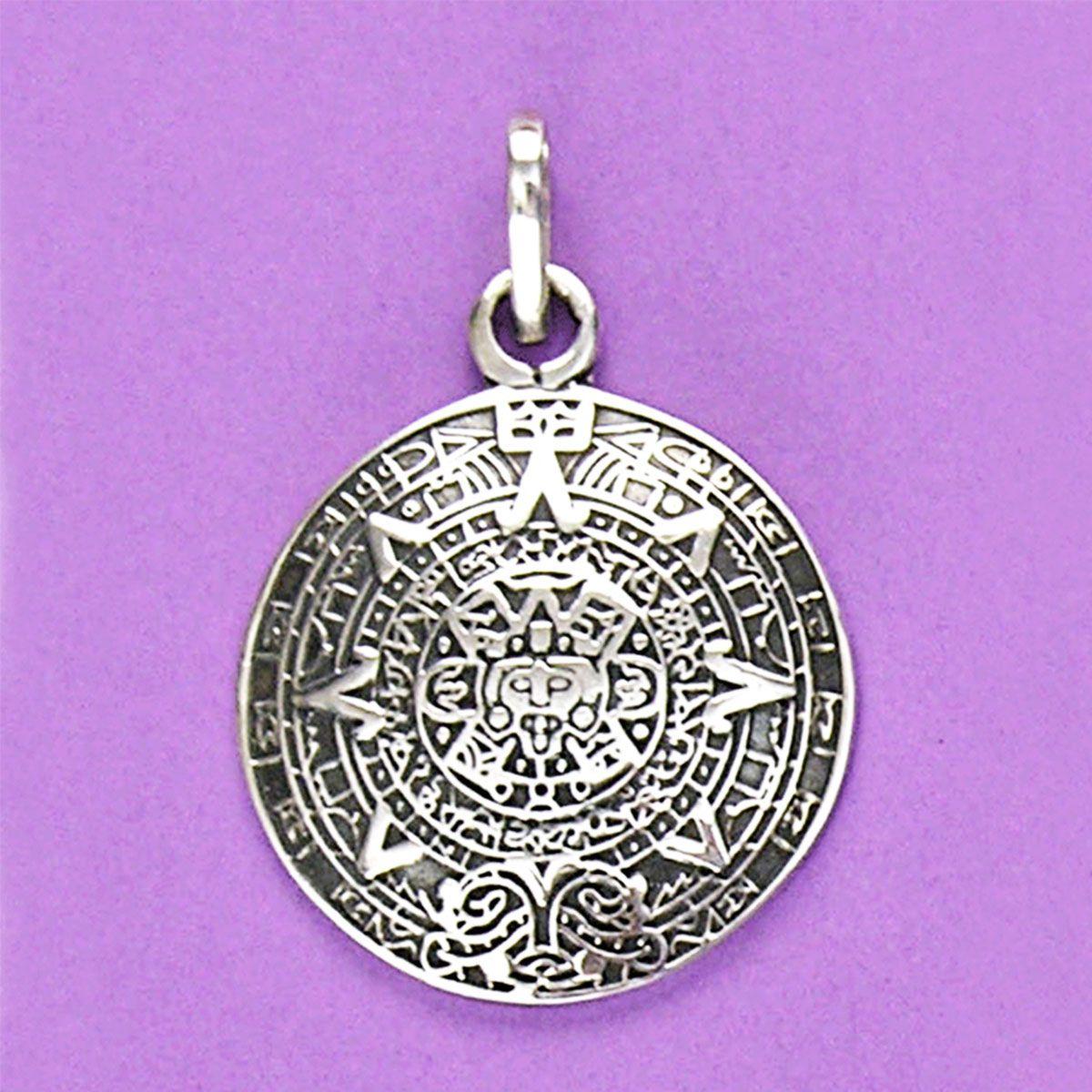 Pingente de Calendário Asteca - 33212