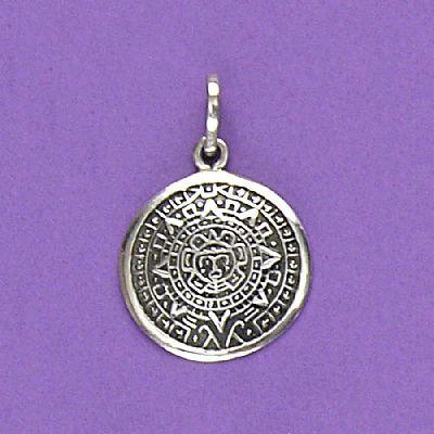 Pingente de Calendário Asteca - 95365