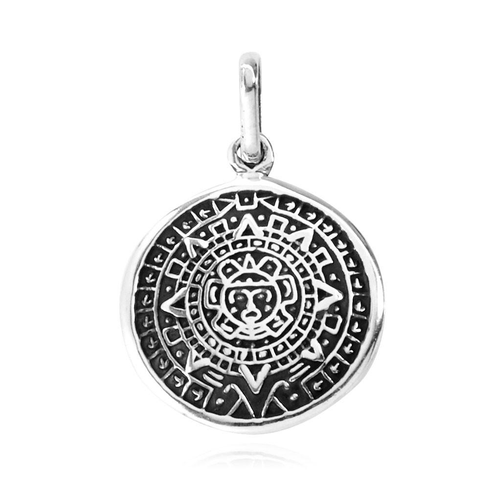 Pingente de Calendário Asteca - 95365  - Arte Ativa