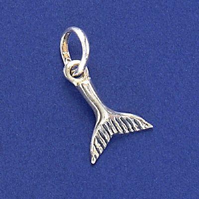 Pingente de Cauda de Baleia Md - 95260  - Magia das Joias