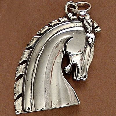 Pingente de Cavalo  - 95133  - Magia das Joias