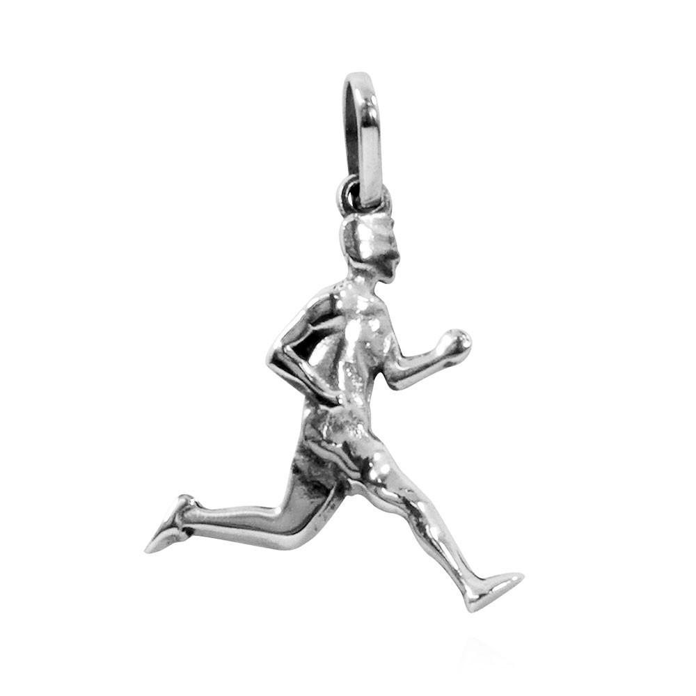 Pingente de Homem Corredor Maratonista Corrida Atletismo - 95926  - Arte Ativa