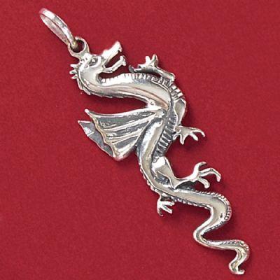 Pingente de Dragão - 33164