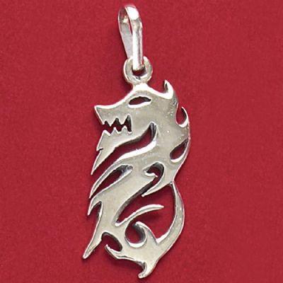 Pingente de Dragão - 95349  - Magia das Joias