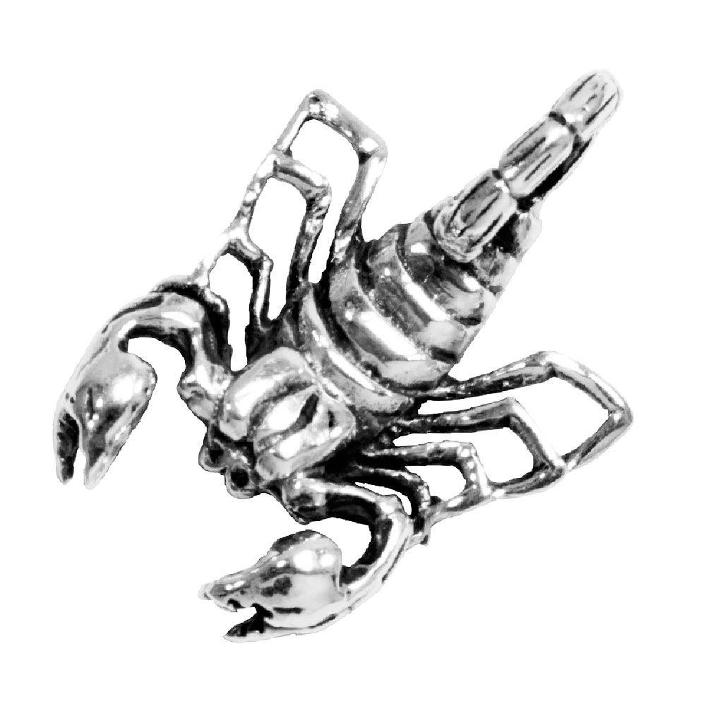 Pingente de Escorpião - 9507  - Magia das Joias