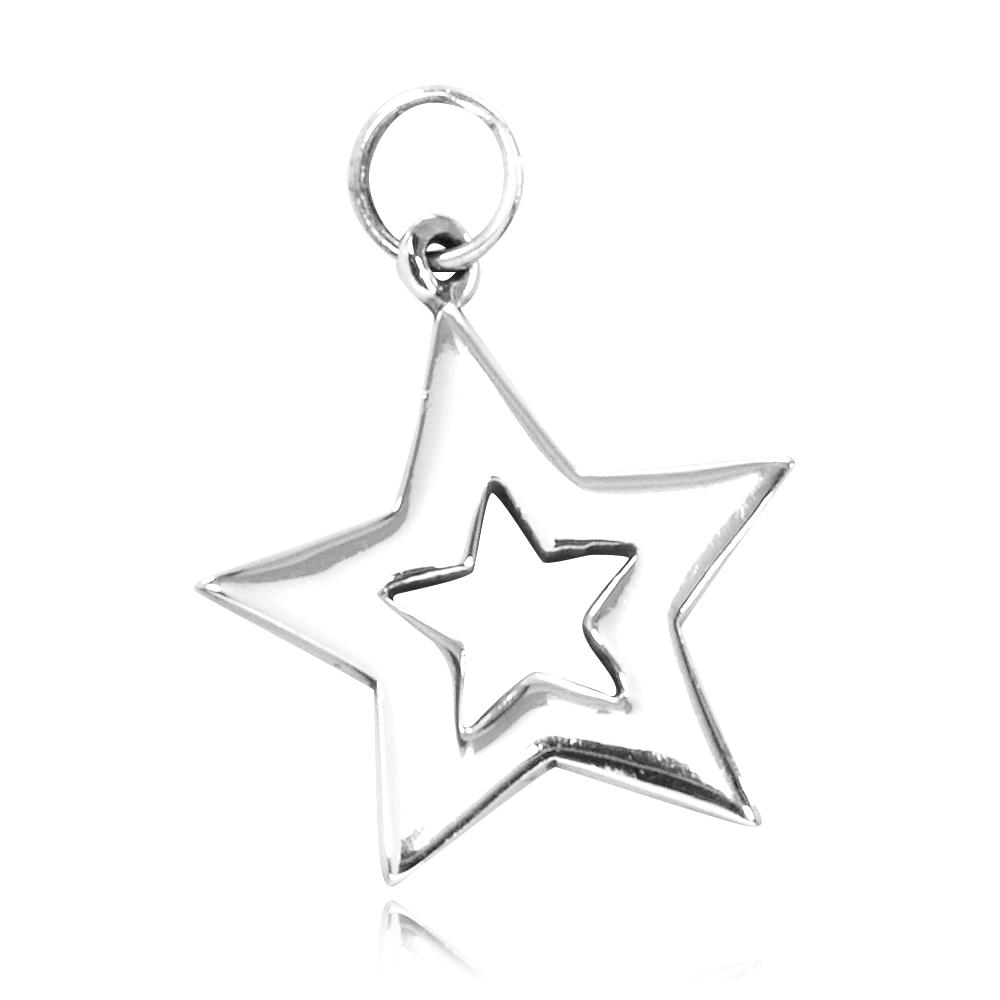 Pingente de Estrela - 95363