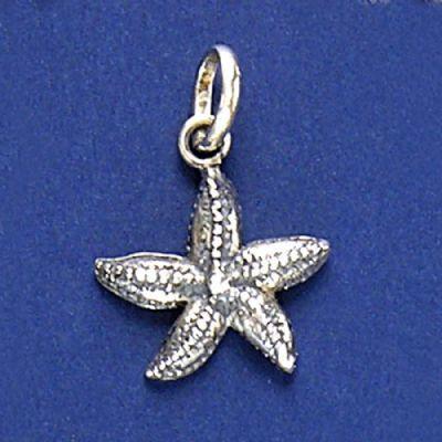 Pingente de Estrela-do-Mar - 33251  - Magia das Joias