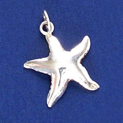 Pingente de Estrela-do-Mar - 95296  - Magia das Joias