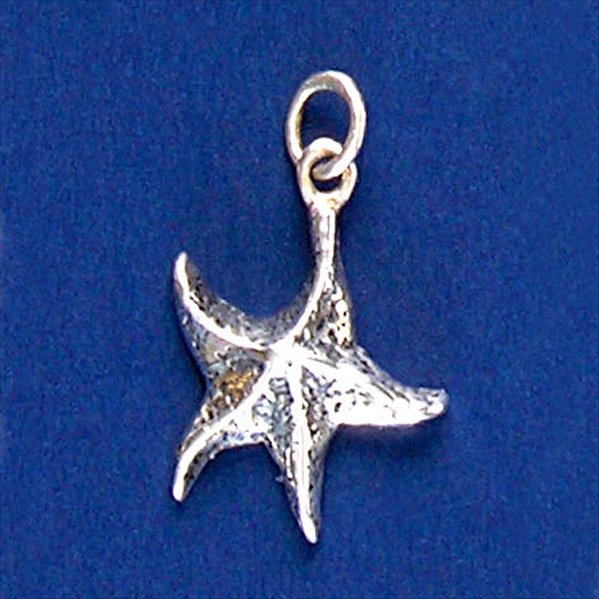 Pingente de Estrela-do-Mar  - 9534  - Magia das Joias