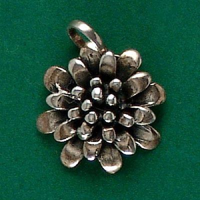 Pingente de Flor - 2693  - Arte Ativa