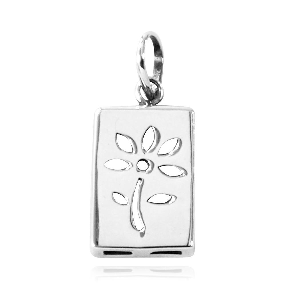 Pingente de Flor - 95337  - Arte Ativa